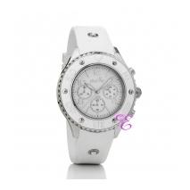 Oxette   Γυναικείο ρολόι Oxette από ανοξείδωτο ατσάλι στην κάσα με λουράκι από καουτσούκ (Rubber). [11X07-00091]
