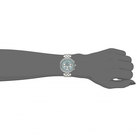 Juicy Couture ρολόι από ανοξείδωτο ατσάλι με μπρασελέ 1901333 εικόνα 2