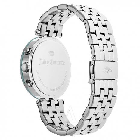 Juicy Couture ρολόι από ανοξείδωτο ατσάλι με μπρασελέ 1901333 εικόνα 3