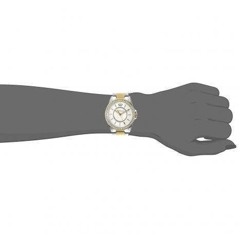 Juicy Couture ρολόι από δίχρωμο ανοξείδωτο ατσάλι με μπρασελέ 1901411 εικόνα 2