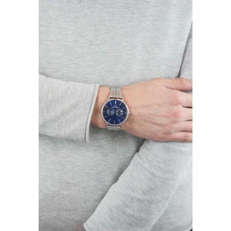 Harry Williams ρολόι από ανοξείδωτο ατσάλι με μπρασελέ HW-2402J/05M